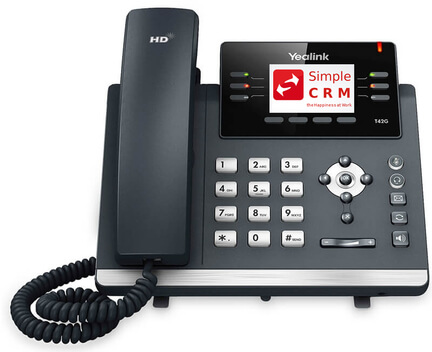 CRM VOIP